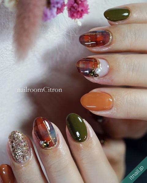 nailroom Citronが投稿したネイルデザイン [photoid:I0092516] via Itnail Design (654665)