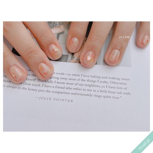 a little salon niiinaが投稿したネイルデザイン [photoid:I0100769] via Itnail Design (654722)