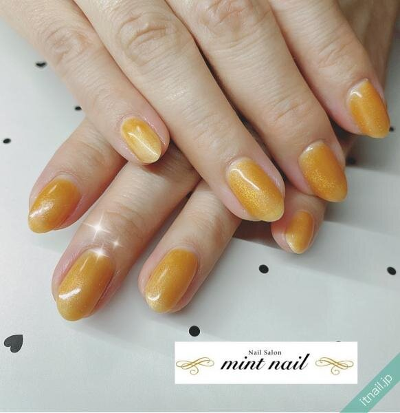mint nailが投稿したネイルデザイン [photoid:I0089362] via Itnail Design (654727)