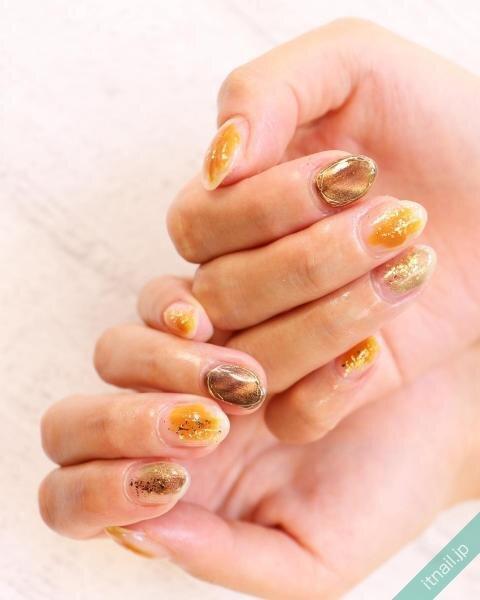 Dolce.Nailが投稿したネイルデザイン [photoid:I0088320] via Itnail Design (654728)