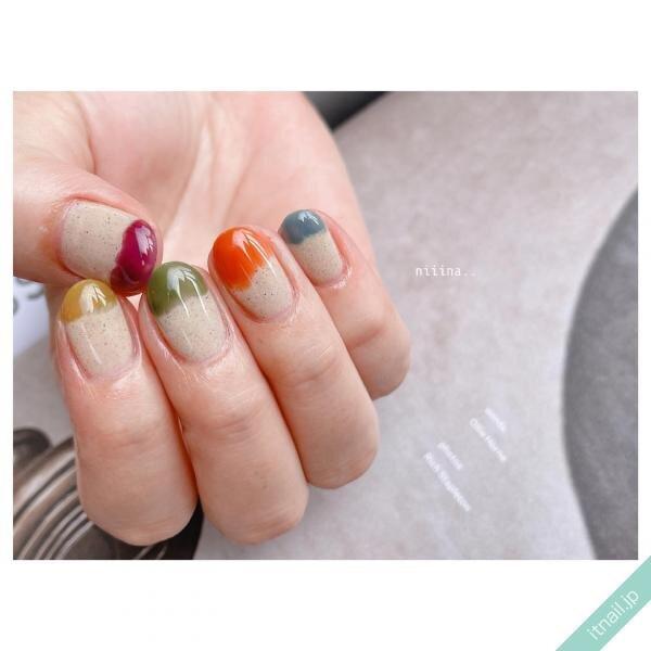 a little salon niiinaが投稿したネイルデザイン [photoid:I0100796] via Itnail Design (655220)