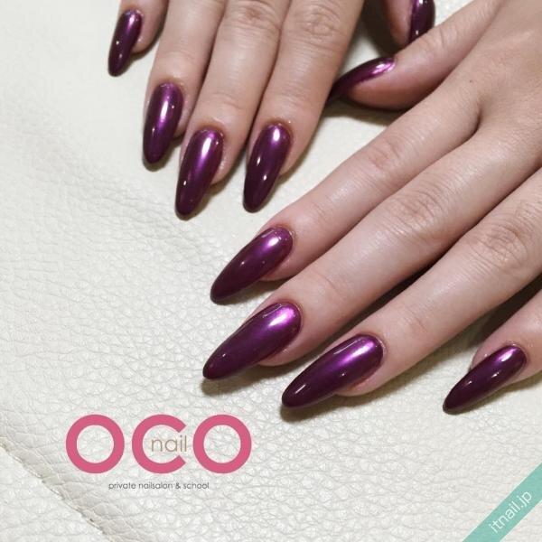 OCO nailが投稿したネイルデザイン [photoid:I0007433] via Itnail Design (655871)