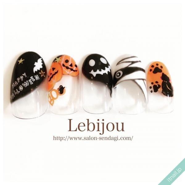 Le bijouが投稿したネイルデザイン [photoid:I0011157] via Itnail Design (656096)