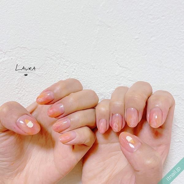 LAURA POMPONNEEが投稿したネイルデザイン [photoid:I0101630] via Itnail Design (656369)