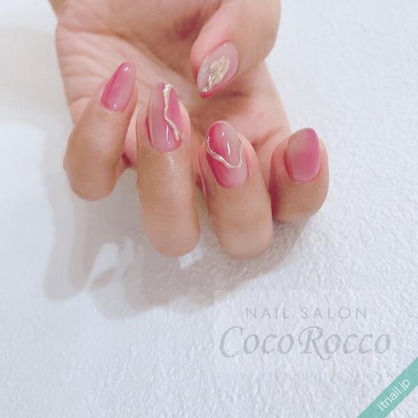 CocoRoccoが投稿したネイルデザイン [photoid:I0099793] via Itnail Design (656839)