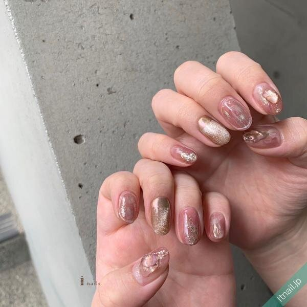 I nailsが投稿したネイルデザイン [photoid:I0099527] via Itnail Design (656907)