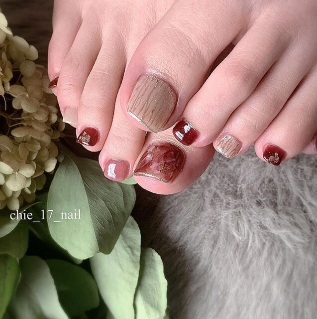 chie_17_nail@chie_17_