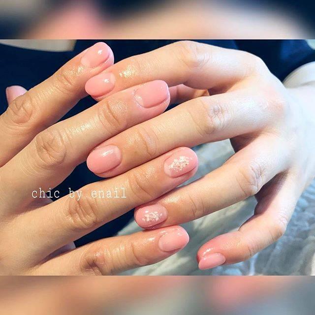 青みのピンクはブルーベース肌にピッタリ♡グラデーション...