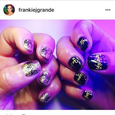 アリアナ・グランデのお兄さんとしても有名なフランキー・...