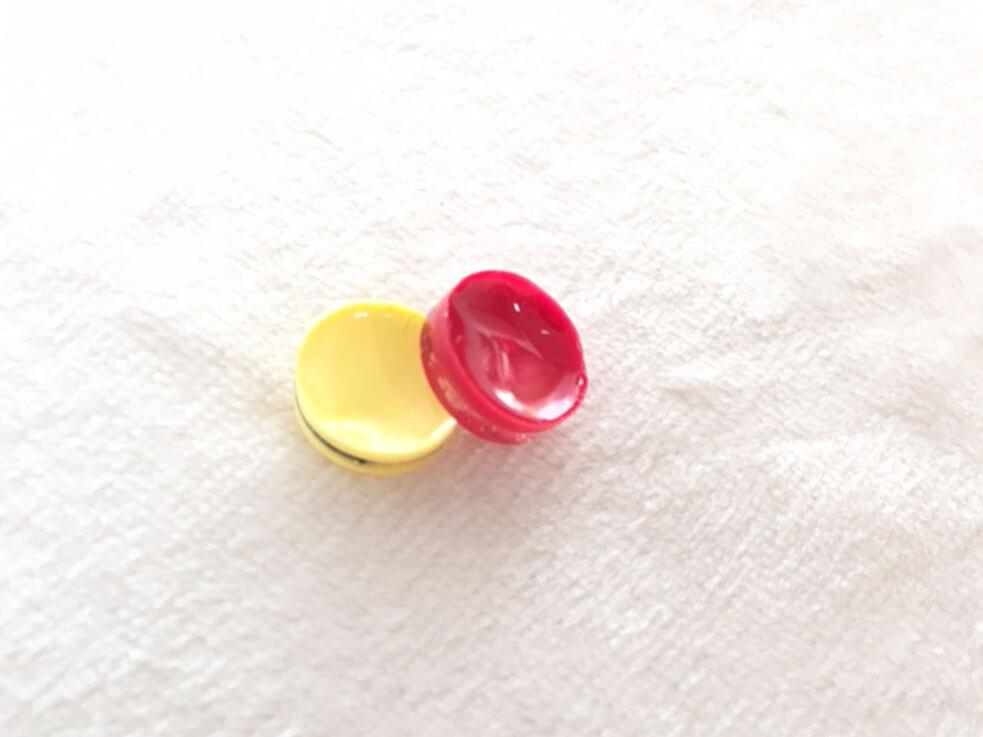オリジナルのボタンパーツの作り方
