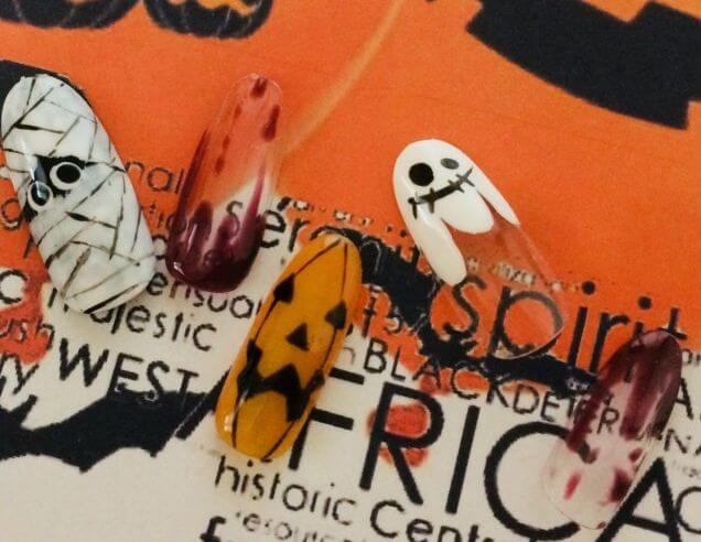 やっぱりかぼちゃとおばけのデザインがかわいい!