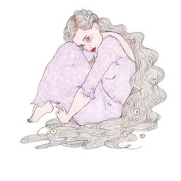 少女時代・テヨンちゃんのネイルがお手本♡ちょっぴりオフェロなアメリカンネイル♡