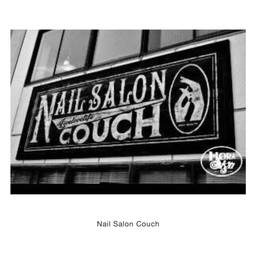 Nail Salon Couch