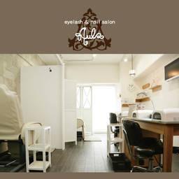 東京・中野の隠れ家サロン『AULA』のネイルデザイン特集♡