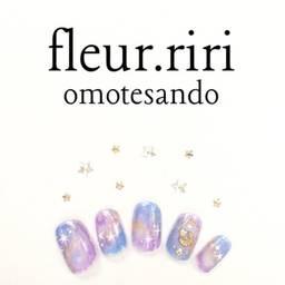 東京・表参道『fleur.riri (フルール・リリ)』のネイルデザイン特集♡
