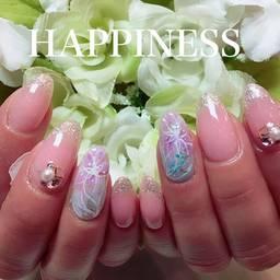 大阪府大阪市『HAPPINESS』のネイルデザイン特集♡