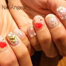 中目黒ネイルサロン&出張ネイル『Nail Angeal』のネイルデザイン特集♡