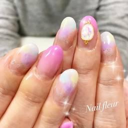 宮城県仙台市【Nail fleur (ネイルフルール)】のネイルデザイン特集♡
