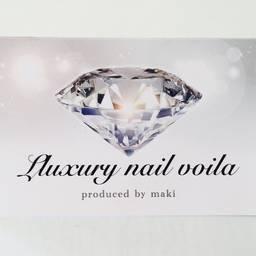 東京・小岩『Luxury Nail Voila』のネイルデザイン特集♡